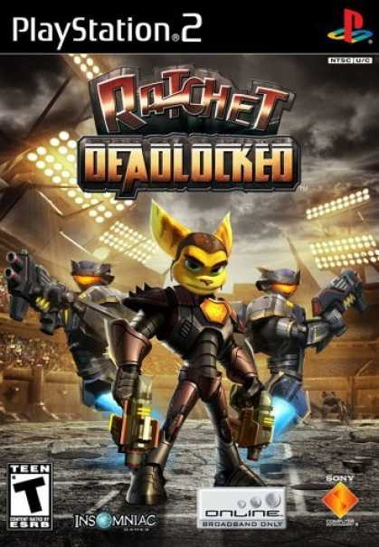 Bestselling Games (2006) - Ratchet Deadlocked