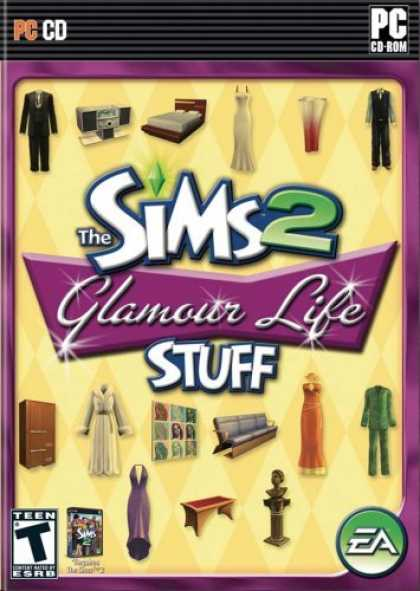 Bestselling Games (2006) - The Sims 2 Glamour Life Stuff