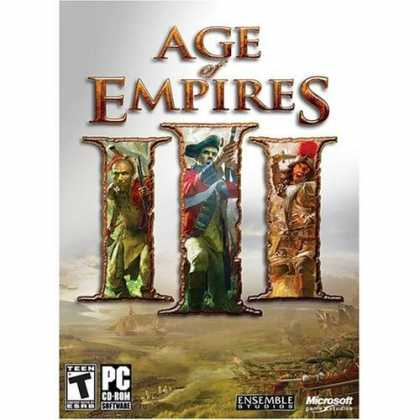 Bestselling Games (2006) - Microsoft Age of Empires 3
