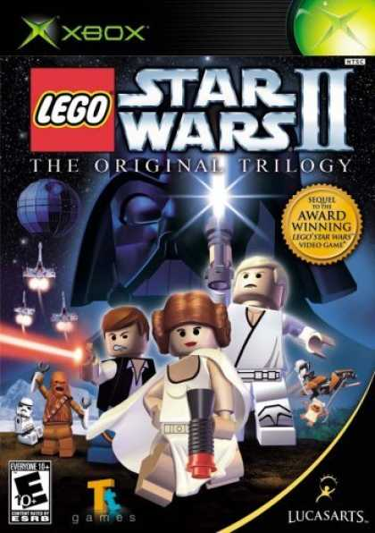 Bestselling Games (2006) - Lego Star Wars II: The Original Trilogy (Xbox)