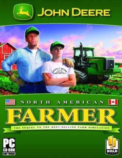Bestselling Games (2006) - John Deere North American Farmer