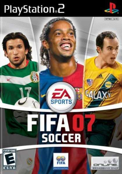 Bestselling Games (2006) - FIFA Soccer 07