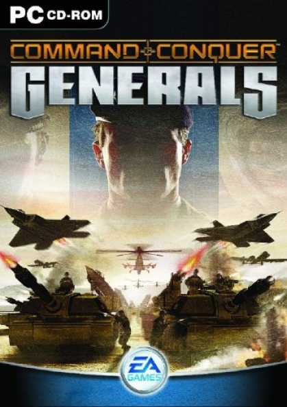 Bestselling Games (2006) - Command & Conquer: Generals
