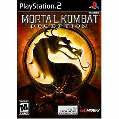 Bestselling Games (2006) - Mortal Kombat Deception