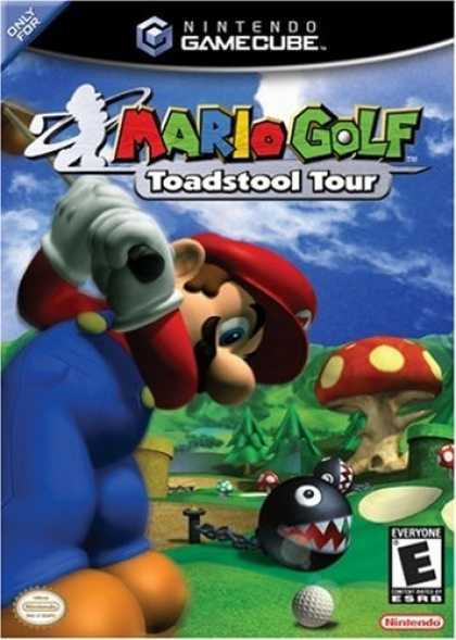 Bestselling Games (2006) - Mario Golf: Toadstool Tour