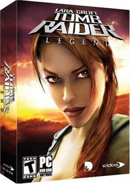 Bestselling Games (2006) - Tomb Raider: Legend