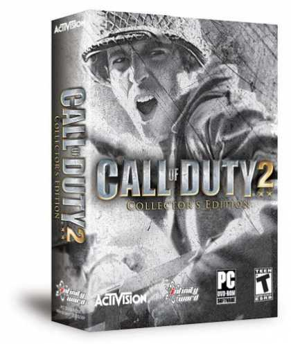 Bestselling Games (2006) - Call of Duty 2 Collector's Edition (DVD)