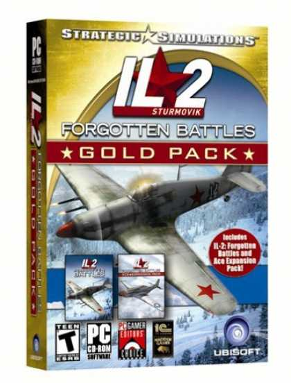 Bestselling Games (2006) - IL2: Forgotten Battles Gold Pack