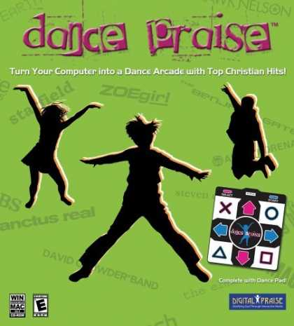 Bestselling Games (2006) - Dance Praise With Dance Pad (Win/Mac)