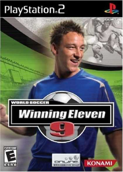Bestselling Games (2006) - World Soccer Winning Eleven 9 International