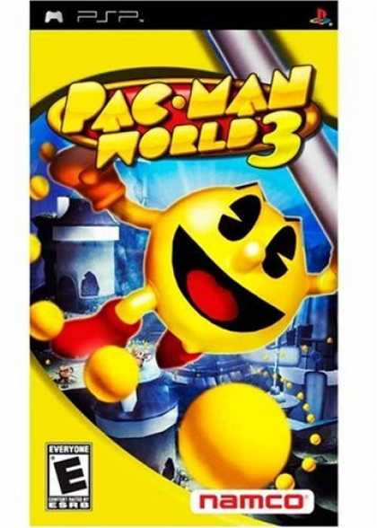 Bestselling Games (2006) - Pac-Man World 3