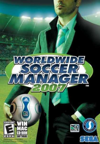 Bestselling Games (2006) - Worldwide Soccer Manager 2007