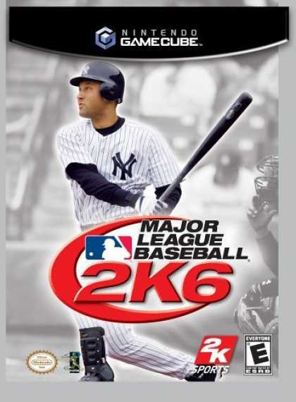 Bestselling Games (2006) - Major League Baseball 2K6