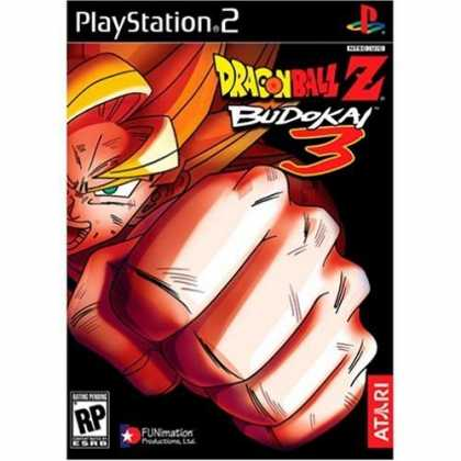 Bestselling Games (2006) - Dragon Ball Z: Budokai 3