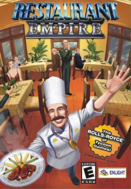 Bestselling Games (2006) - Restaurant Empire