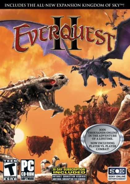 Bestselling Games (2006) - Everquest 2: Kingdom of Sky Expansion Pack