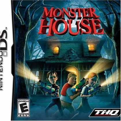 Bestselling Games (2006) - Monster House