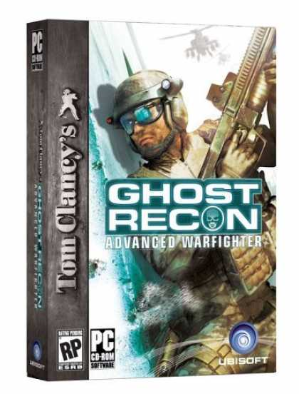 Bestselling Games (2006) - Tom Clancy's Ghost Recon 3: Advanced Warfighter