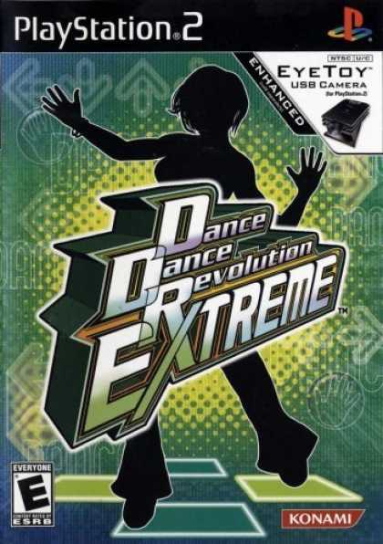 Bestselling Games (2006) - Dance Dance Revolution Extreme