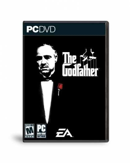 Bestselling Games (2006) - The Godfather (DVD-ROM)