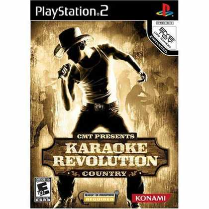 Bestselling Games (2006) - Karaoke Revolution Country