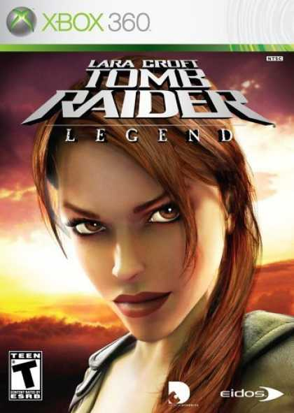 Bestselling Games (2006) - Tomb Raider Legend