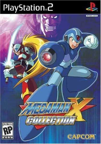 Bestselling Games (2006) - Mega Man X Collection
