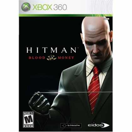 Bestselling Games (2006) - Hitman Blood Money