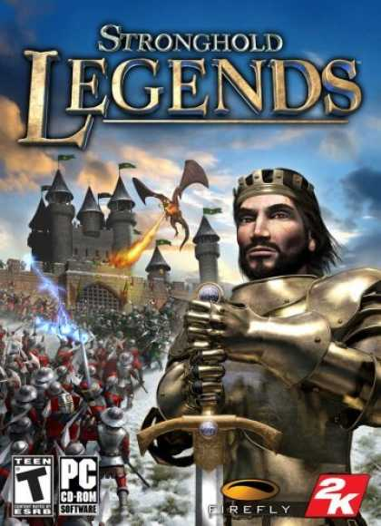 Bestselling Games (2006) - Stronghold Legends