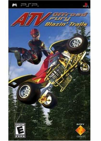 Bestselling Games (2006) - ATV Offroad Fury Blazin Trails