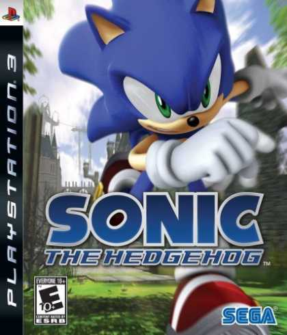 Bestselling Games (2006) - Sonic the Hedgehog