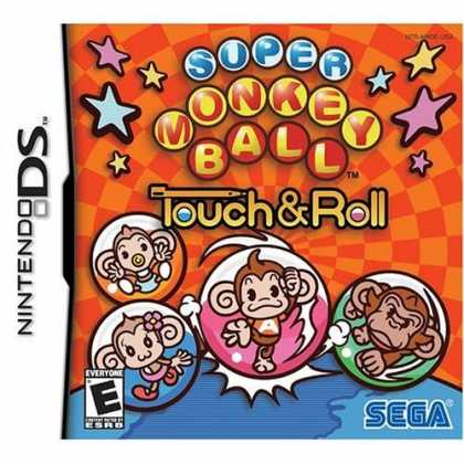 Bestselling Games (2006) - Super Monkey Ball Touch & Roll