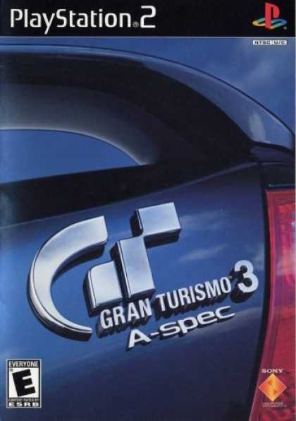 Bestselling Games (2006) - Gran Turismo 3 A-spec