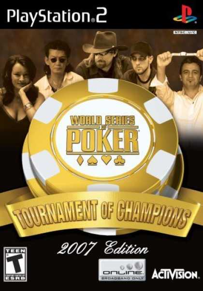 Bestselling Games (2006) - World Series of Poker Tournament of Champions