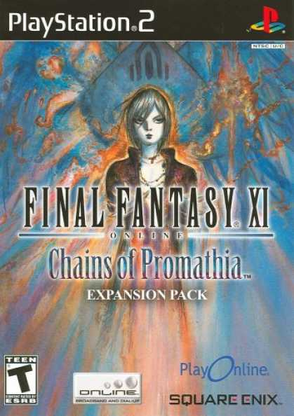 Bestselling Games (2006) - Final Fantasy XI Chains of Promathia Expansion Pack