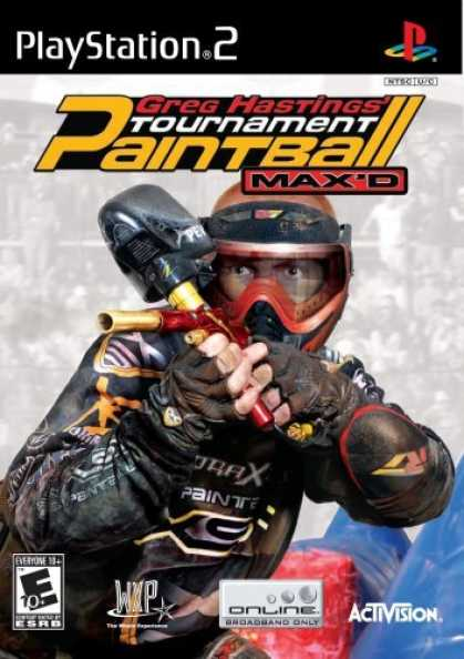 Bestselling Games (2006) - Greg Hastings Tournament Paintball Max'd