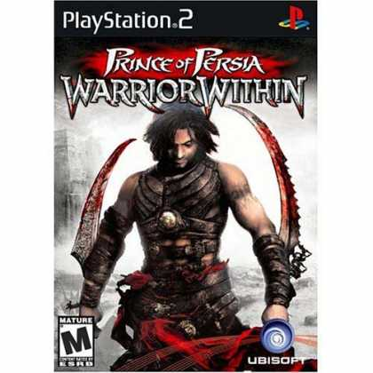 Bestselling Games (2006) - Prince of Persia 2 Warrior Within