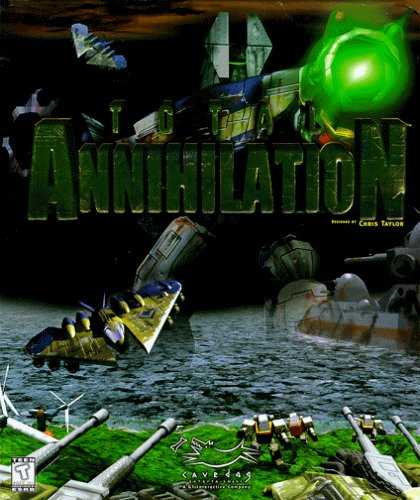 Bestselling Games (2006) - Total Annihilation