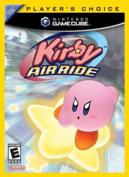 Bestselling Games (2006) - Kirby Air Ride