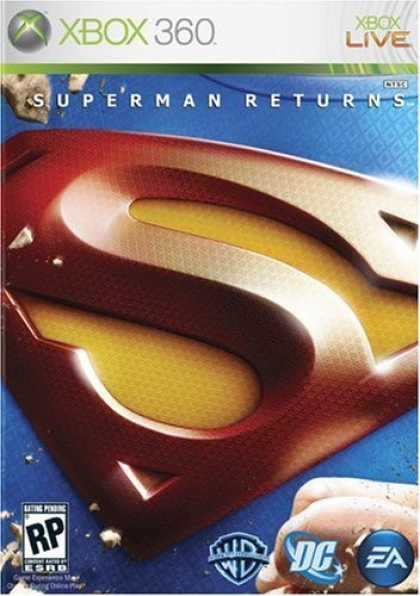 Bestselling Games (2006) - Superman Returns