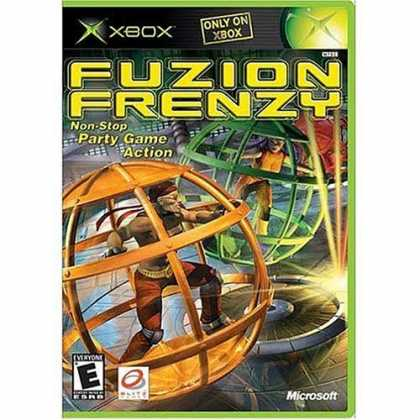 Bestselling Games (2006) - Fuzion Frenzy
