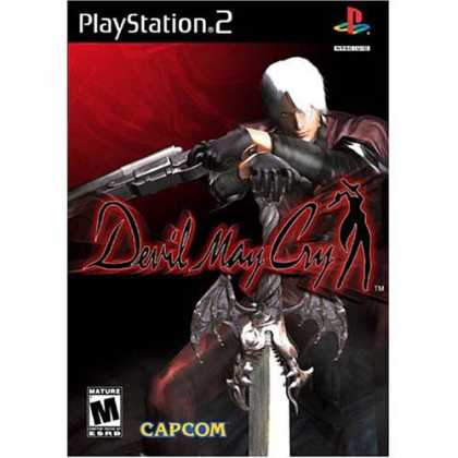 Bestselling Games (2006) - Devil May Cry: Greatest Hits