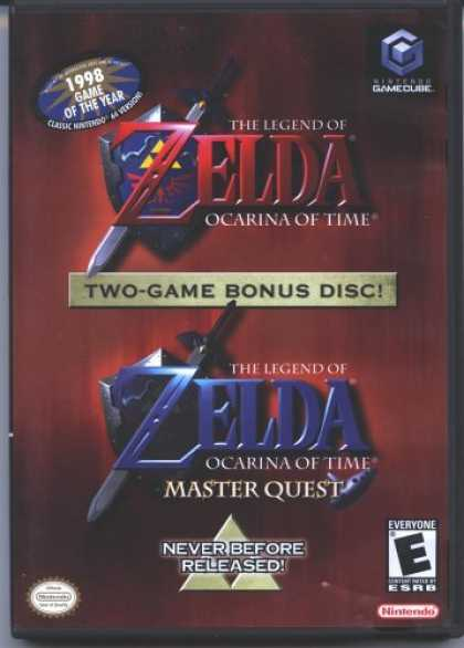 Bestselling Games (2006) - The Legend of Zelda Ocarina of Time - Master Quest