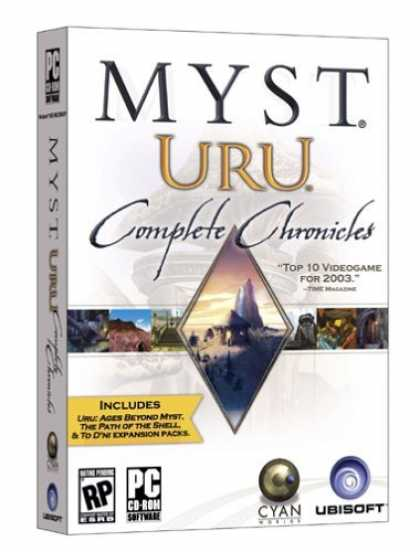 Bestselling Games (2006) - Myst Uru: Complete Chronicles