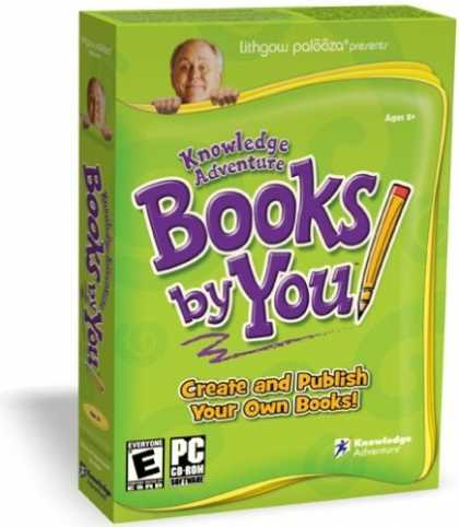 Bestselling Games (2006) - Knowledge Adventure Books by You Win/Mac