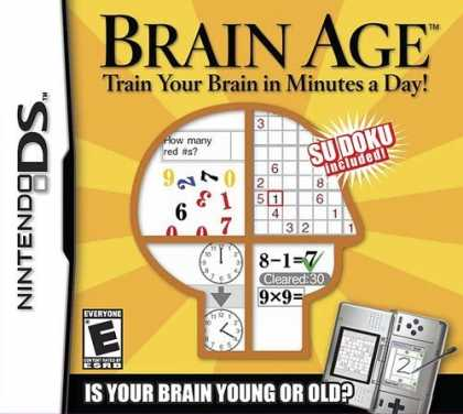 Bestselling Games (2006) - Brain Age - Once Again by John Legend