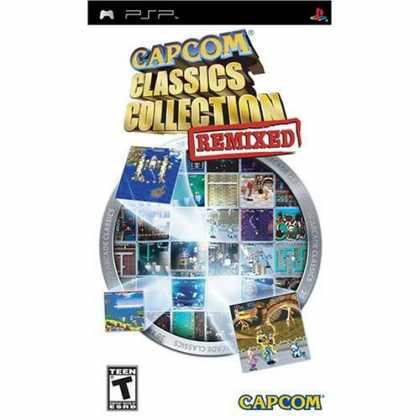 Bestselling Games (2006) - Capcom Classics Collection Remixed
