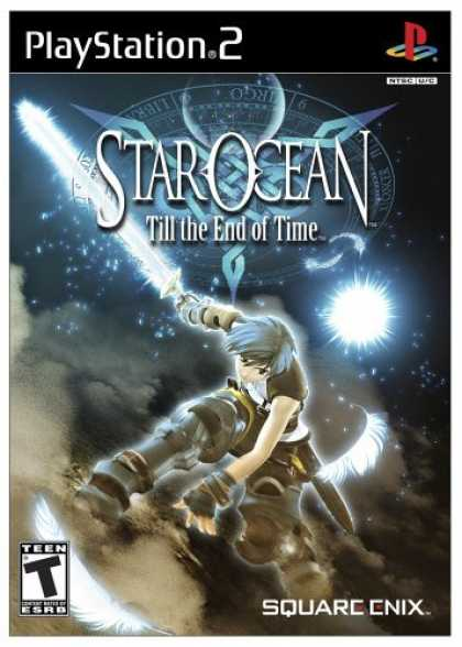 Bestselling Games (2006) - Star Ocean Till the End of Time