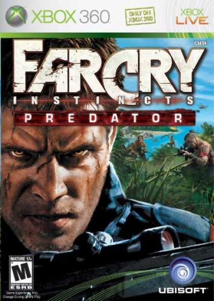 Bestselling Games (2006) - Far Cry Instincts Predator