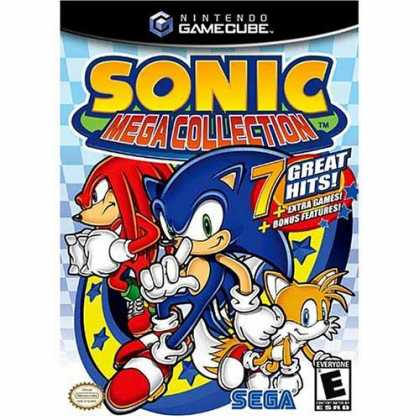 Bestselling Games (2006) - Sonic Mega Collection